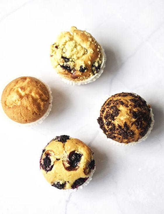 Afbeelding van Muffin chocolade